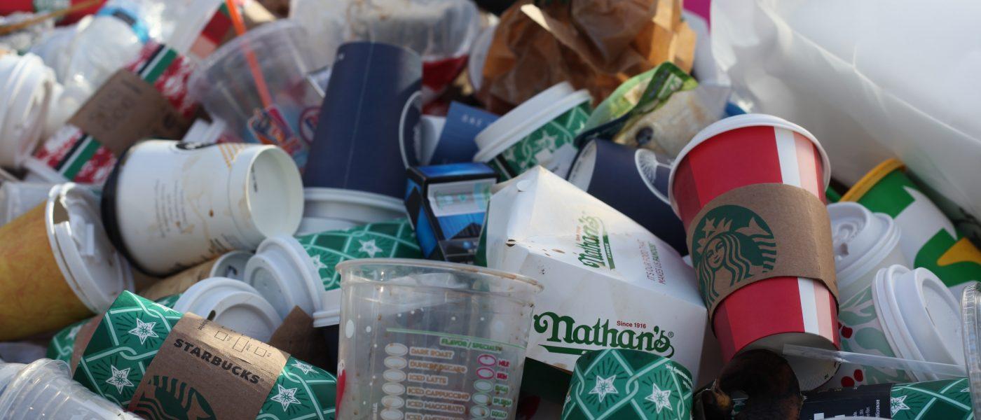 Plastic waste statistics - plastic bags