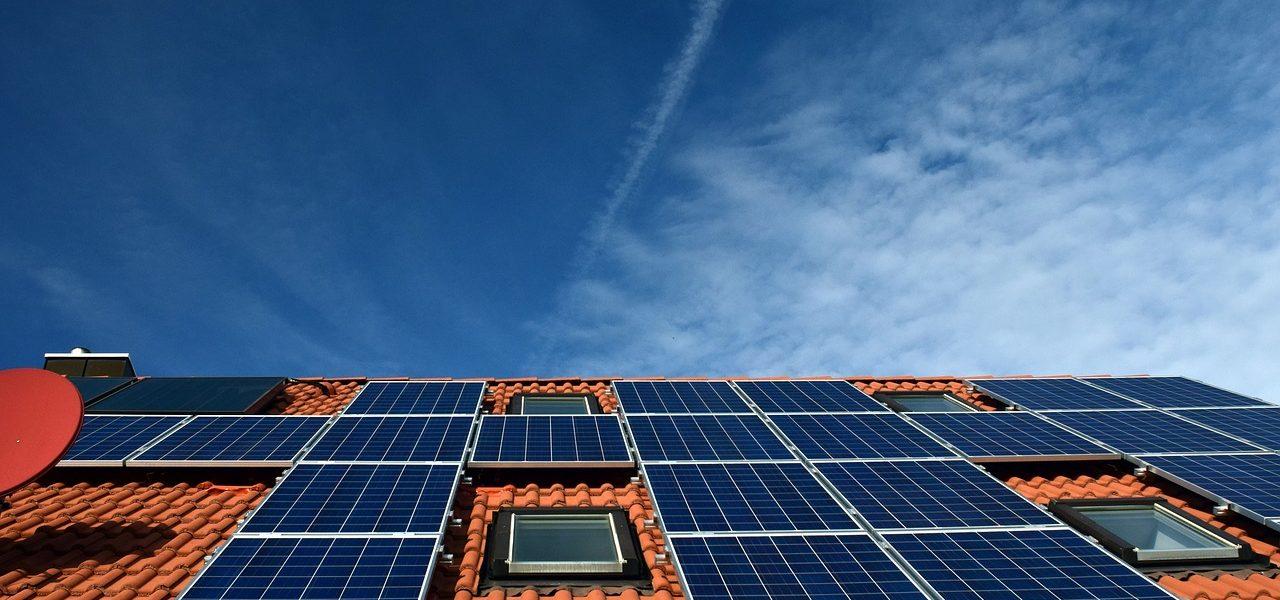 solar energy statistics - solar panels