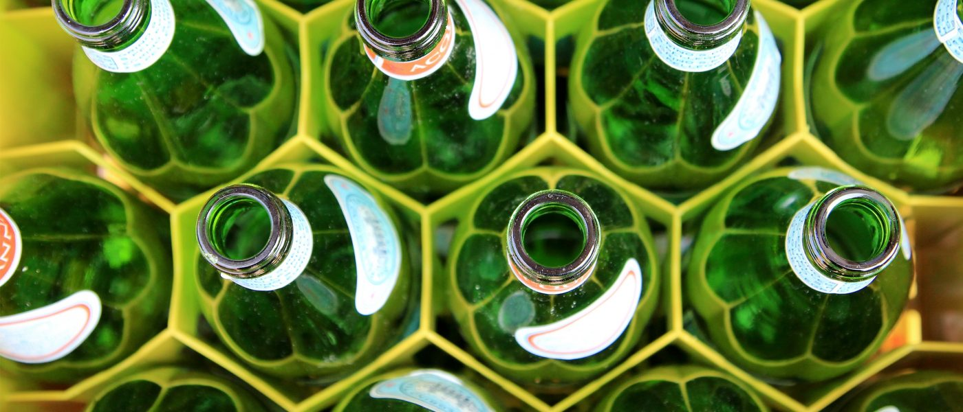 Recycling Statistics - glass