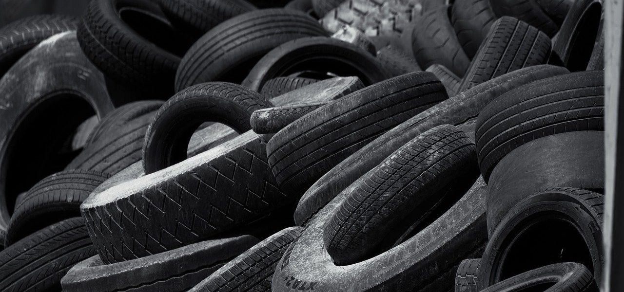 Recycling Statistics - tires