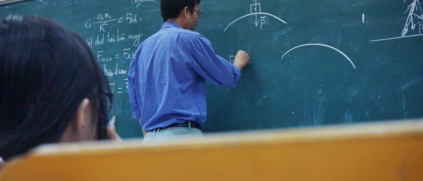 Teaching Statistics - teacher