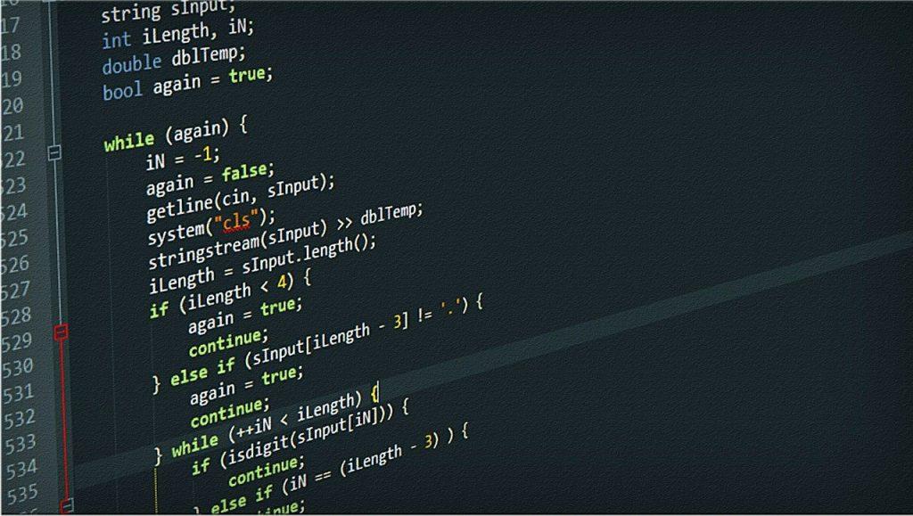 Code lines