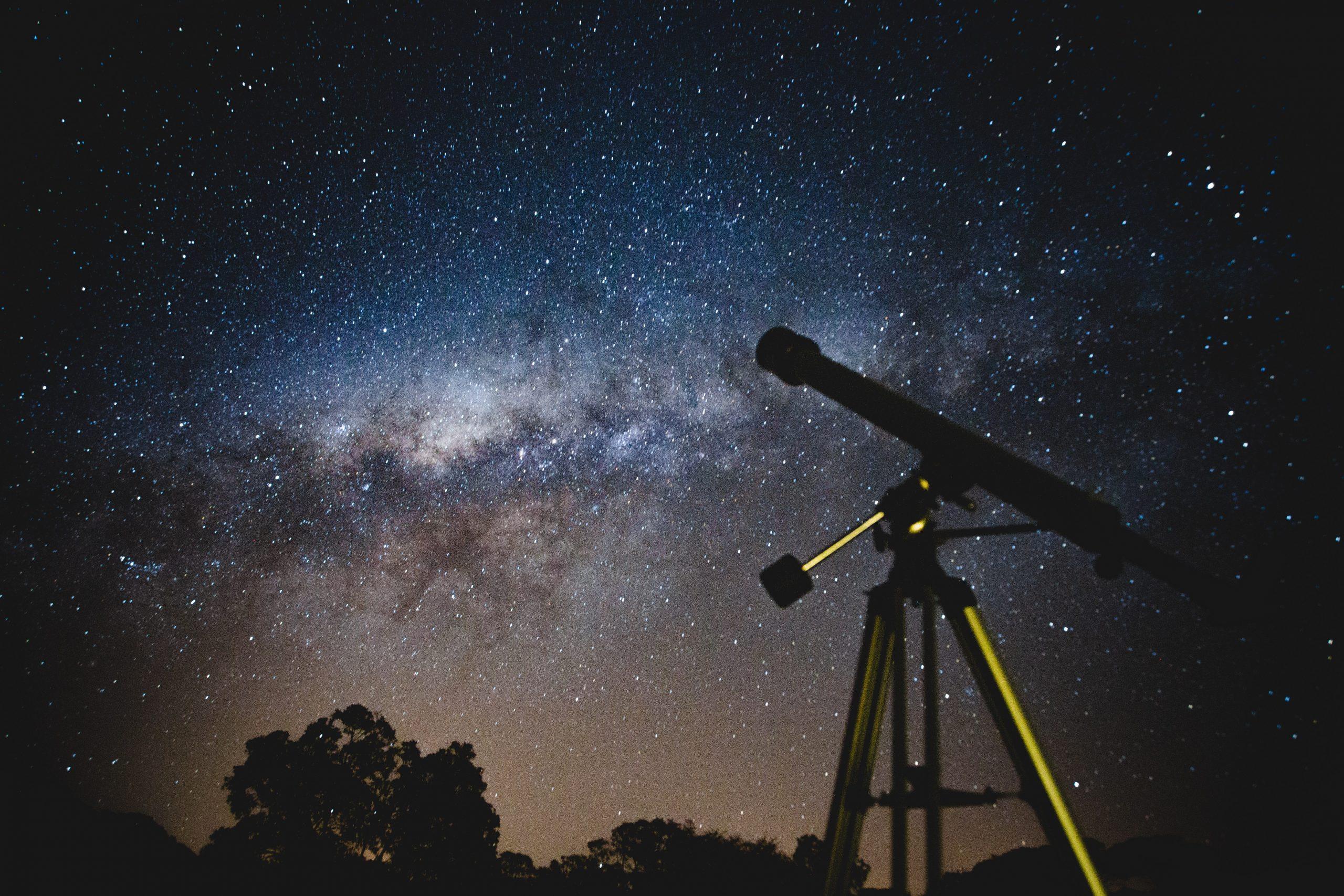 astronomy statistics